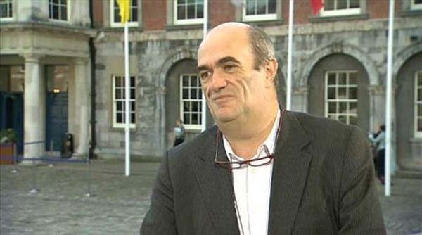 Colm Tóibín is among three Irish authors to make the list