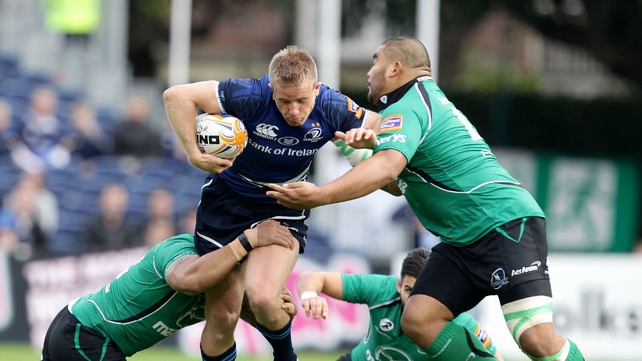 Live: Latest from Leinster v Connacht
