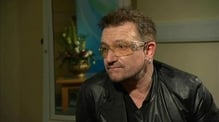 RTÉ.ie Extra Video: Robert Shortt interviews Bono at the Global Irish Economic Forum