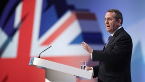 The UK's former trade secretary Liam Fox is to be nominated for the top job at the WTO