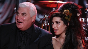 Mitch and his daughter Amy Winehouse