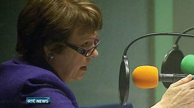 One News: Dana Rosemary Scallon criticises media intrusion