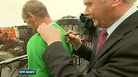 Nine News: McGuinness confronted on campaign trail