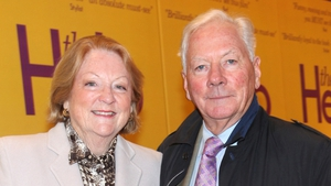 Gay with his wife Kathleen. They marked their 50th wedding anniversary in June