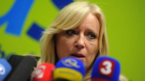 All eyes on Iveta Radicova and Slovakia's decision on EFSF