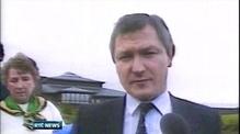 One News: Finucane family set for Downing Street talks