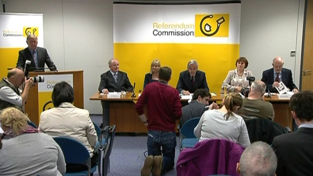 The Referendum Commission was established last year