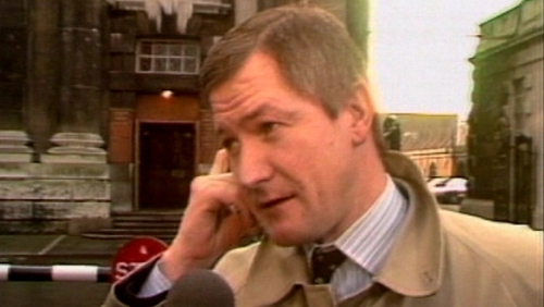 Solicitor Pat Finucane was murdered in 1989