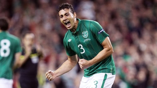 Stephen Kelly is back in the Ireland squad