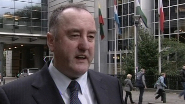 John Bryan said the success was down to an alliance forged by Ireland, France, Spain and Italy