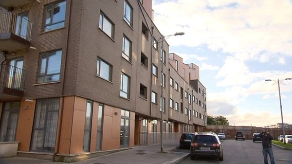All residents at Priory Hall were forced to leave their homes two years ago