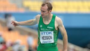 Paul Hession: 200m