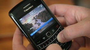 Blackberry said its future options could include joint ventures, partnerships or other moves