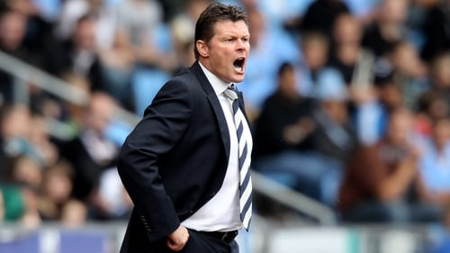 Steve Cotterill has been battling the virus since New Year's Day