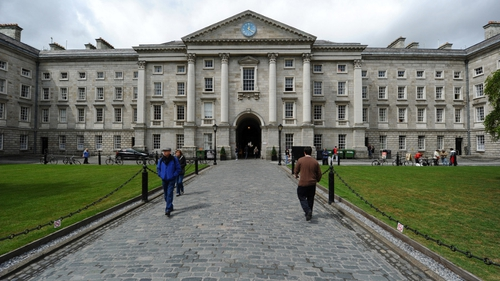 The ranking compilers said Trinity's decline should be a cause for concern