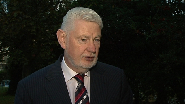 David Begg welcomed the Government's planned stimulus package