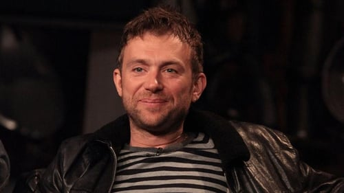 Damon Albarn - a welcome guest on Later Live, an articulate, unshowy artist who is currently promoting his solo album, Everyday Robots