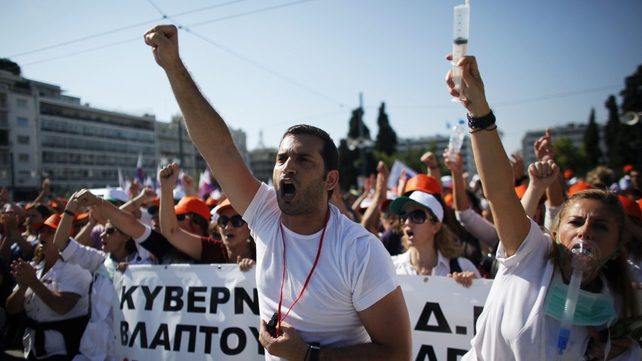 Greece's tough austerity measures have proved deeply unpopular