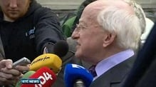 One News: Higgins suggests head-to-head debate with Gallagher
