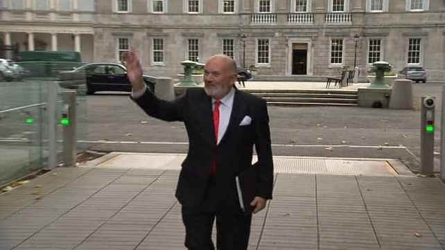 David Norris claimed he is a '24 carat' independent