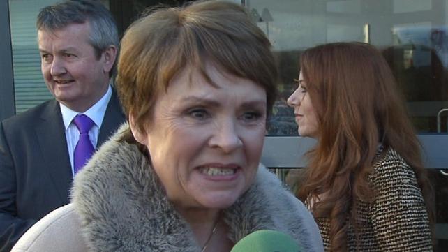 Dana Rosemary Scallon says polls can be misleading