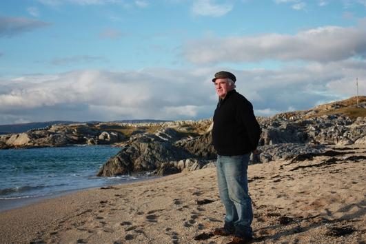 Pádraic Táilliúra Ó Conghaile - Iarrthóir sa toghchán áitiúil.