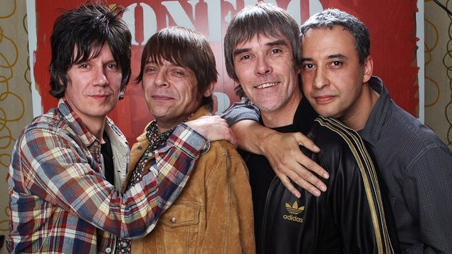 Stone Roses - Coming to Belfast