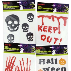 Gel decorations, from €1.49, Dealz