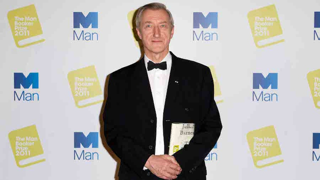 Julian Barnes won the Booker Prize at the fourth attempt