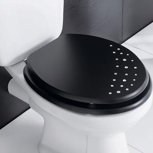 Littlewoods diamante toilet seat €32