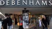Debenhams was saved from collapse in the UK in April after securing a deal with creditors; its Irish arm was placed into liquidation