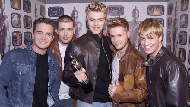 Won't rule out a future Westlife reunion