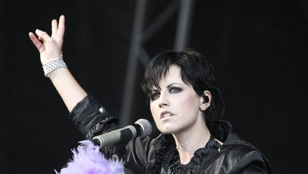"Dolores O'Riordan: ""gigs can be really atmospheric and emotional."""