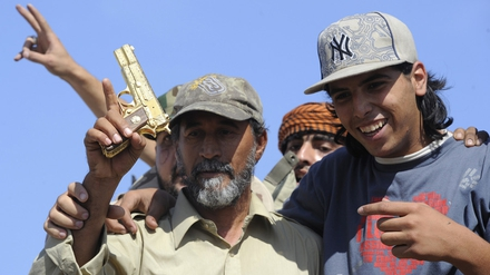 Muammar Gaddafi Is Killed In Libya