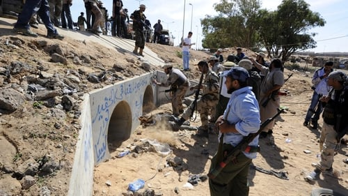 Muammar Gaddafi's 42-year rule finally came to an end in a drain on a roadside in Sirte