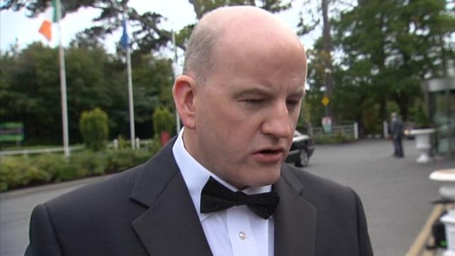 Seán Gallagher attended Fianna Fáil fundraiser in Dundalk in 2008