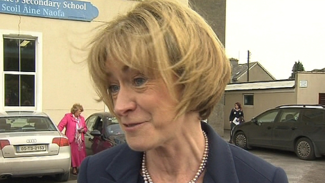 Mary Davis says she is 'thoroughly enjoying her campaign'