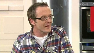Wade Murphy's Today Show Lobster Benedict