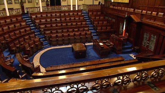 Dáil returned after Christmas break