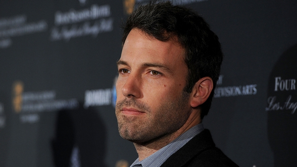 Affleck - Currently directing the film Argo