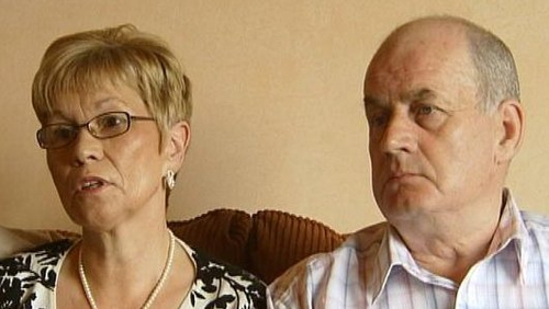Stephen and Breege Quinn were speaking on the anniversary of their son Paul's murder
