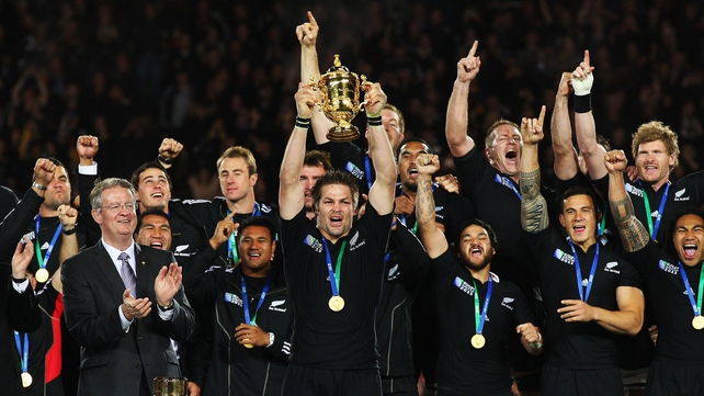 Could the rugby World Cup be heading for Ireland?