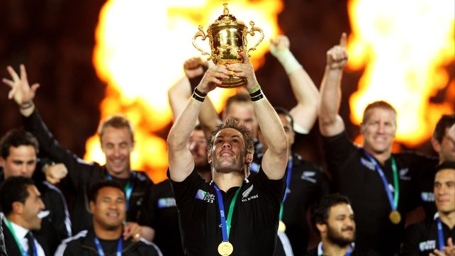 New Zealand - 2011 Rugby World Cup winners