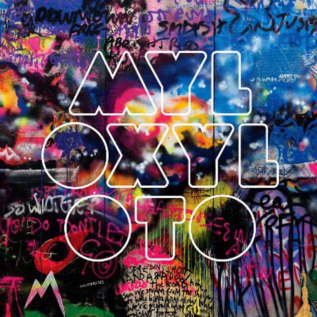 Coldplay: lots of XOXOs