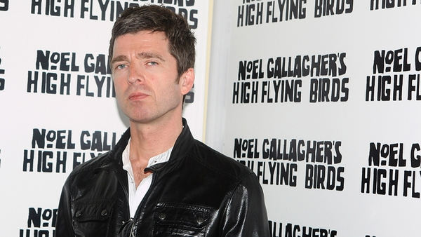 Noel Gallagher was celebrating in Dublin last night as he launched his tour