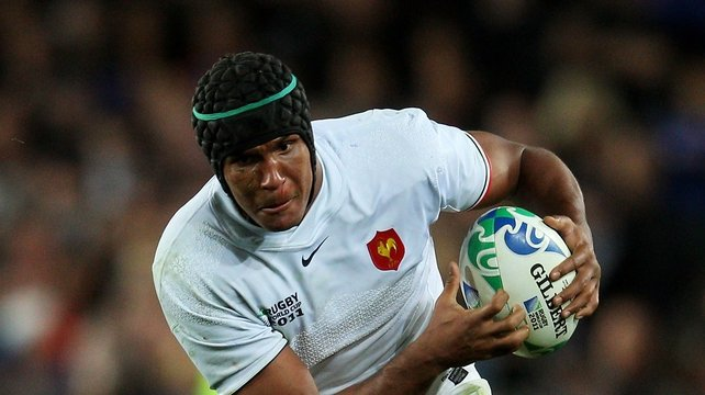 Thierry Dusautoir is back in the French fold
