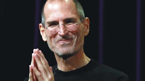 Steve Jobs: unauthorised figurine is being manufactured