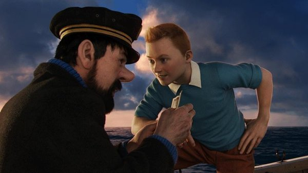 The Adventures of Tintin: The Secret of the Unicorn - Out on DVD and Blu-ray