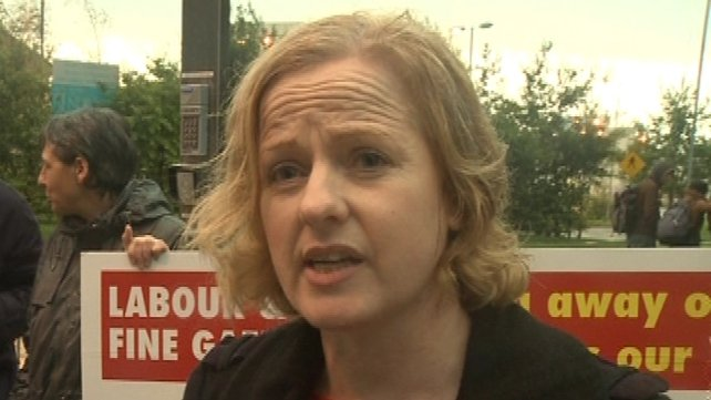 Ruth Coppinger was excluded after a full recount