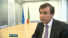 Six One News: Shatter responds to criticism of referendum